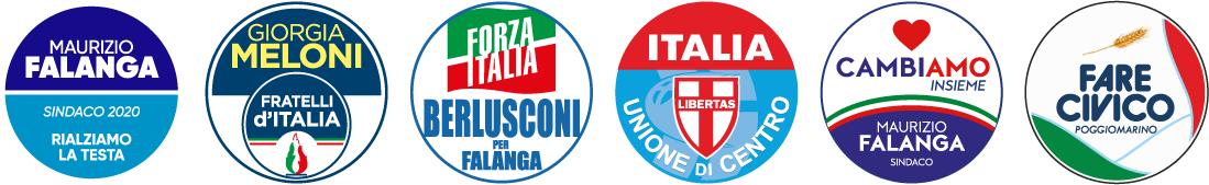 simboli elettorali falanga